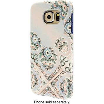 Nanette Lepore - Floral Scarf Case for Samsung Galaxy S6 Cell Phones - Multi