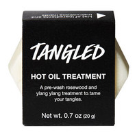 Tangled Hot Oil Treatment