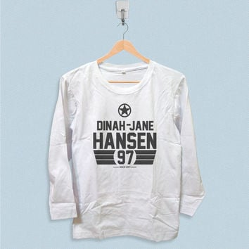 Long Sleeve T-shirt - Dinah Jane Hansen Fifth Harmony