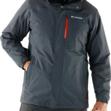 Columbia Glacier to Glade III Interchange 3-in-1 Jacket - Men's