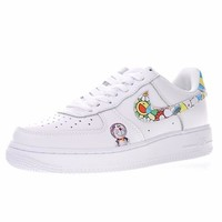 "Takashi Murakami x Doraemon x Nike AIR FORCE 1 Low Sneaker ""Doraemon"" 314219-031"