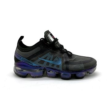 Nike Women's Air VaporMax 2019 Throwback Future Laser Fuchsia Running Shoes