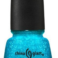 China Glaze Gleam Me Up 80559 Crackle Glitter Nail Polish