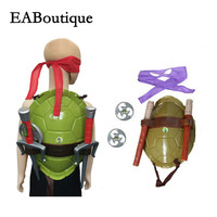 New High quality halloween costume for kids girls boys Teenage Mutant Ninja Turtles costumes sets children halloween outfits