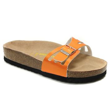 Birkenstock Molina Sandals Artificial Leather Jacinth - Ready Stock