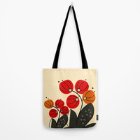 Alkekengi Tote Bag by mirimo