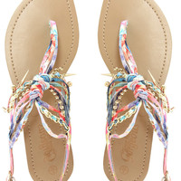 New Look Harris Chain Flat Sandals