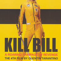 Kill Bill Roaring Rampage of Revenge XL Giant Poster 37x53