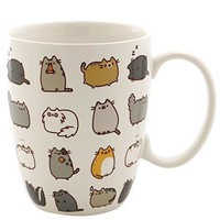 Pusheen Coffee Mug and Coaster Gift Set