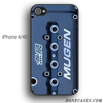 Honda Mugen Cover Engine case for iPhone 4[S]