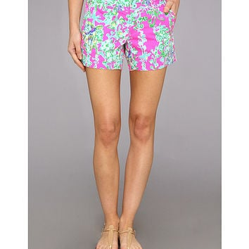 Lilly Pulitzer Callahan Short Pop Pink Southern Charm - Zappos.com Free Shipping BOTH Ways