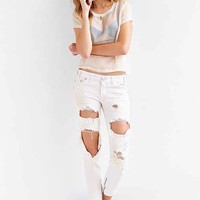 One Teaspoon Freebird Skinny Jean- White 27