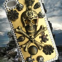 Cool Skeleton Case for iPhone