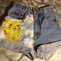 Pokemon shorts