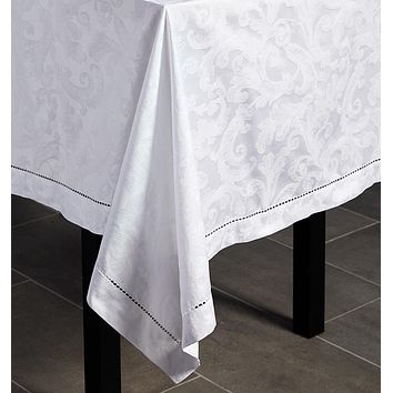 Acanthus Table Linens by Sferra
