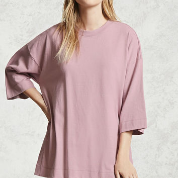 Contemporary Oversized Top