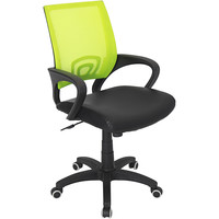 Officer Office Chair, Lime Green