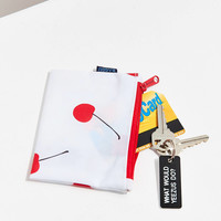 BAGGU Spring Small Flat Zip Pouch | Urban Outfitters