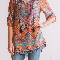 Stacey Tunic