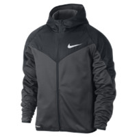 Nike Amplify Full-Zip Men's Hooded Jacket (Black)