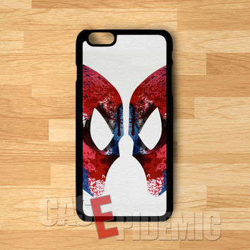 Spiderman and Spiderman - Fzi for iPhone 6S case, iPhone 5s case, iPhone 6 case, iPhone 4S, Samsung S6 Edge