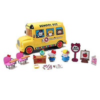 Hello Kitty School Bus Playset