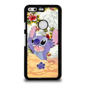 DISNEY LILO & STITCH VINTAGE FLORAL Nexus 5 Case Cover