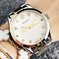 GUCCI Fashion New Dial More Pattern Personality Watch Wristwatch