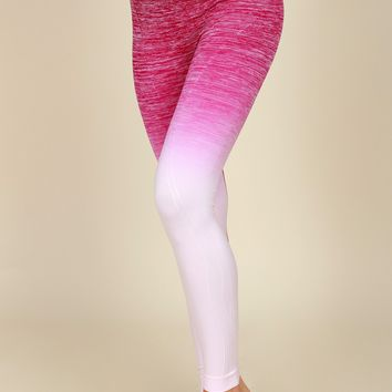 Berry Active Pants Cranberry