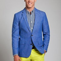 Bonobos Men's Clothing | The Champlain Blazer - Blue