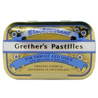 Grether's: Black Currant Pastilles, 15 oz