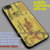 Transportation World | Disney | Ticket iPhone 6s 6 6s+ 6plus Cases Samsung Galaxy s5 s6 Edge+ NOTE 5 4 3 #cartoon #disney #animated #disneycastle dl2
