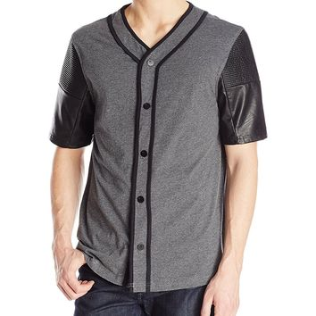 Rogue by Reilly Olmes Baseball Jersey Front Snap