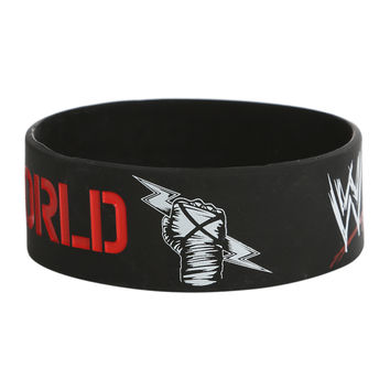 WWE CM Punk Best In The World Rubber Bracelet