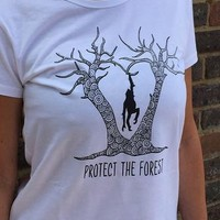 Protect the Forest T-shirts