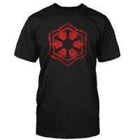 OLD REPUBLIC T-SHIRTS - SITH EMPIRE SHIRTS - STAR WARS T-SHIRTS - THE OLD REPUBLIC SHIRTS-*with wristband*-(mens sizes)