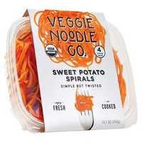 Veggie Noodle Co Organic Sweet Potato Spirals - 10.7oz