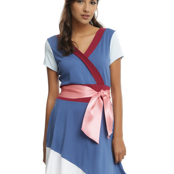 Disney Mulan Cosplay Dress