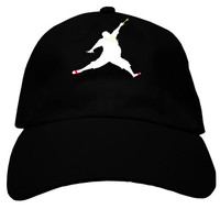 Jumping Dj Khaled Baseball Cap