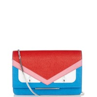 Bag Bugs leather fold-over shoulder bag | Fendi | MATCHESFASHION.COM US