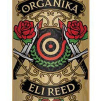 Organika Love All Reed Deck - 8.06
