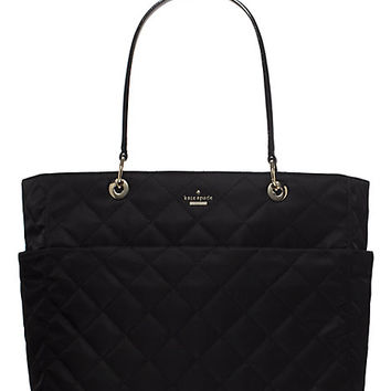 Kate Spade Emerson Place Nylon Pauline Baby Bag Black ONE