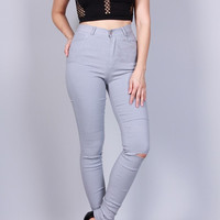 Super Stretch High Waist Pants