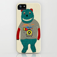 Monster Beats iPhone & iPod Case by bri.buckley