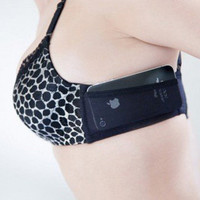 A Bra With A Pocket For Your Stuff | Incredible Things