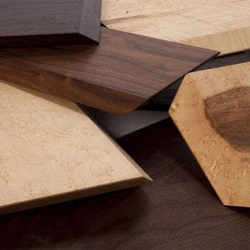 Organic Hardwood Cutting Boards for Refined Chefs