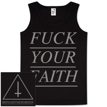 BMTH Fuck Your Faith Tank