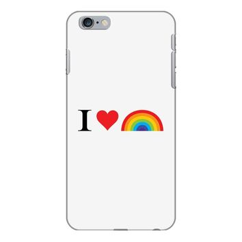 I Love Lgbt iPhone 6/6s Plus Case