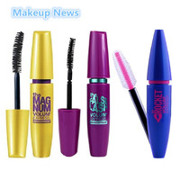 3pcs Brand Mascara lots waterproof eyelashes volume express Makeup Colossal Mascara for the eyes Make up Cosmetic