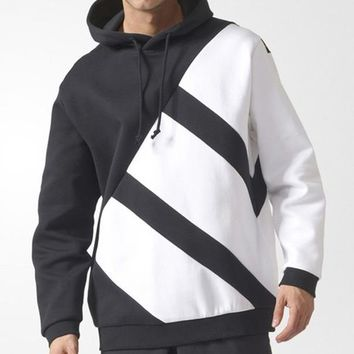 Trendsetter  Adidas  Men  Fashion Cotton Top Sweater Hoodie